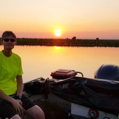 Sunset at Corroboree 2