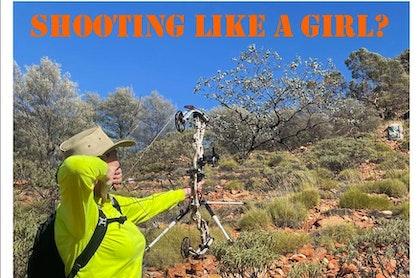 Shooting like a Girl