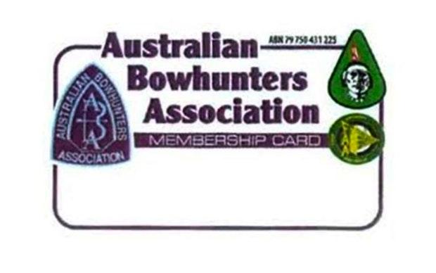 ABA Membership Card